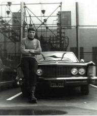 Leonard Nimoy Passes