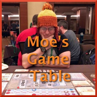 Moe's Game Table
