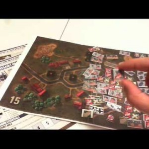 Lock 'N Load Print And Play - Video 2 - Counters - YouTube