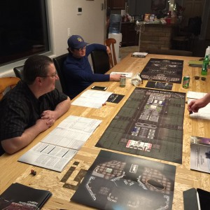 Playtest sessions 3