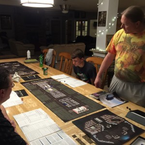 Playtest Session 2