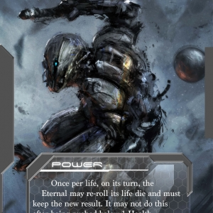 Hollow Cell Card Sample3