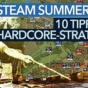Hardcore-Strategie im Steam Summer Sale - Spar-Tipps vom Experten - YouTube