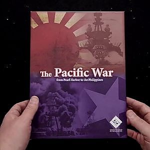 The Pacific War Unboxing by Ones Upon a Game - YouTube