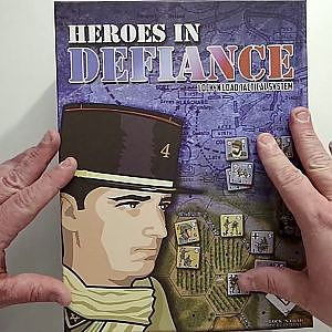 Heroes in Defiance - Lock 'n Load Tactical Unboxing by Ones Upon a Game - YouTube
